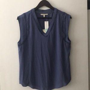 41 Hawthorn light purple (blue hue) tunic